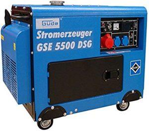 notstromaggregat diesel test platz 1